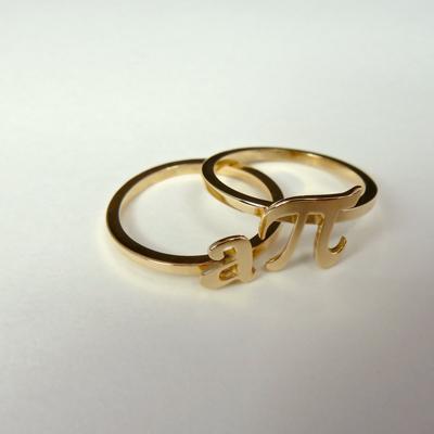 Goudsmid Edelsmid Ylva Roël. Design sieraden, ontwerp laten maken Haarlem. goud, 18kt Gouden ring. R172