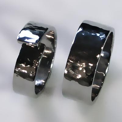 Goudsmid Edelsmid Ylva Roël. Design sieraden, ontwerp laten maken Haarlem.    trouwringen. R015