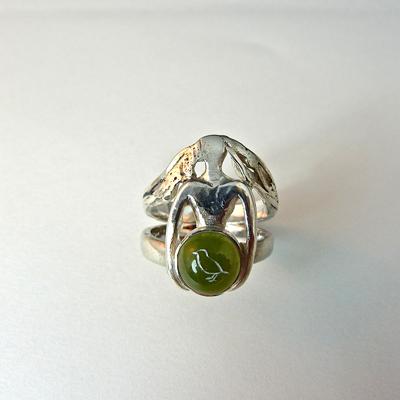 Goudsmid Edelsmid Ylva Roël. Design sieraden, ontwerp laten maken Haarlem.    trouwringen. R093