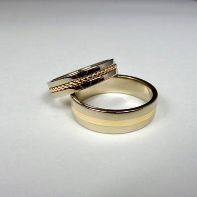 Goudsmid Edelsmid Ylva Roël. Design sieraden, ontwerp laten maken Haarlem.    trouwringen. R099